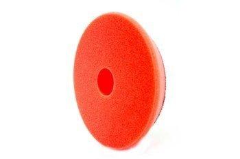 RRC PRO DA Czerwona Średnio Miękka gąbka polerska 135mm/ Pad polerski