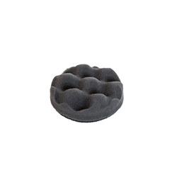 RRC WAVE Czarna Miękka gąbka polerska 80mm / Pad polerski