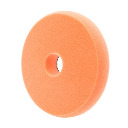 RRC CLASSIC DA Pomarańczowa Średnio Twarda gąbka polerska 150mm / Pad polerski