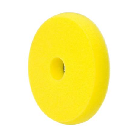 RRC CLASSIC DA Żółta Średnia gąbka polerska 150mm / Pad polerski