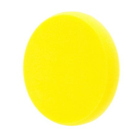 RRC CLASSIC Żółta Średnia gąbka polerska 135mm / Pad polerski
