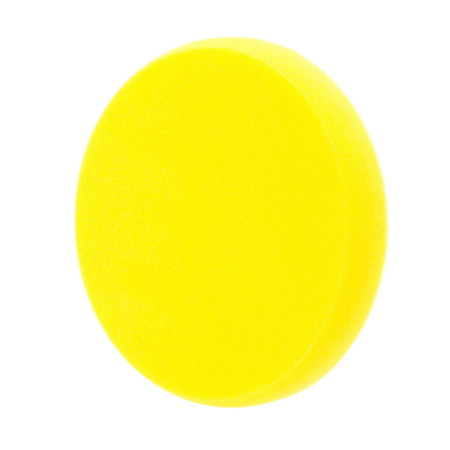 RRC CLASSIC Żółta Średnia gąbka polerska 150mm / Pad polerski