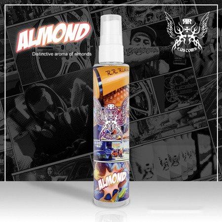RRC Scents - Zapach Almond - 100ml + Zawieszka
