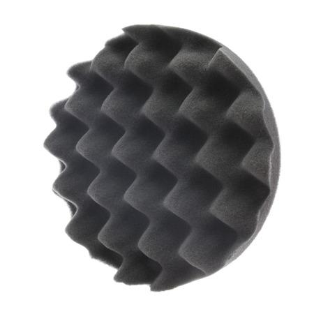 RRC WAVE Czarna Miękka gąbka polerska 150mm / Pad polerski
